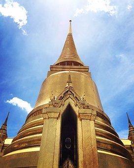 Thailand, Big Palace, Jade Buddha Temple