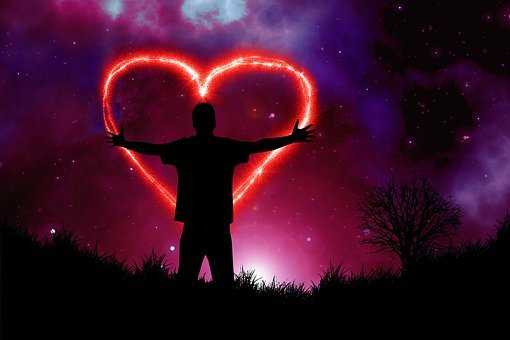 Heart, Love, Valentine's Day, Romance, Hug, Universe
