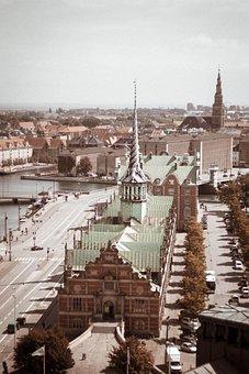 Copenhagen, Buildings, Denmark, Architecture, Europe