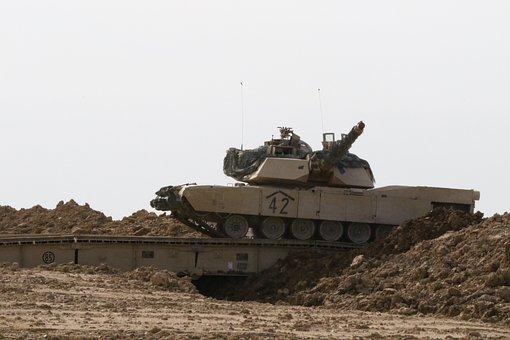 Armored Bridge Layer, Bridge, Layer, Military, Army