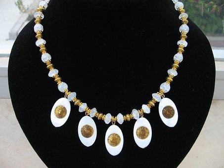 Design, Necklace, Vintage