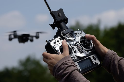 Drone, Unmanned Aerial Vehicles, Technology, Steer, Fly