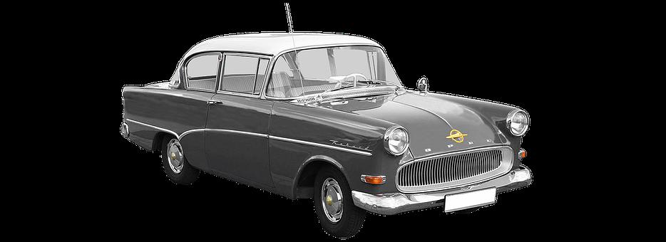 Opel Record, 2türer, 1959-1962, Gm, 50's 60 Mhz Years