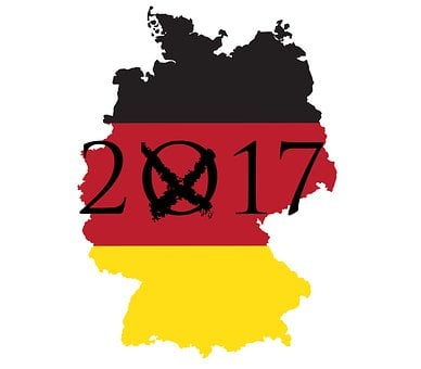 Bundestagswahl, 2017, Demokratie, Germany, Choice