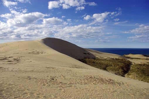 Rubjerd, Dune, Denmark, Knude, Rubjerg Knude