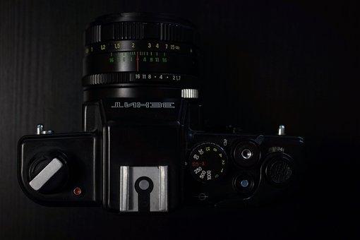 Camera, Photo, Photographer, Photograph, Retro, Old