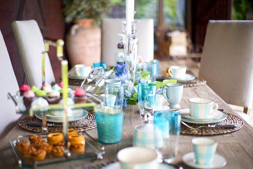 Table, Food, Invite, Drink, Food Photo, Photo, Kitchen