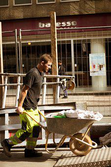 Building, Employee, Employment, Worker, People
