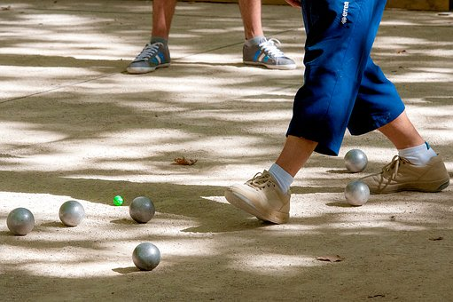 Bowling, Bowls, Jack, Outside, Sport, Leisure, Game