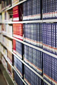 Library, Books, Book Shelf, Education, School