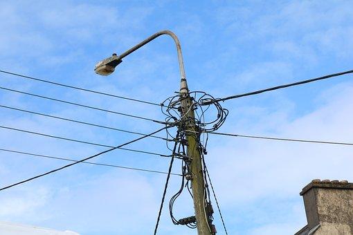Lantern, Cable, Lighting, Lamp