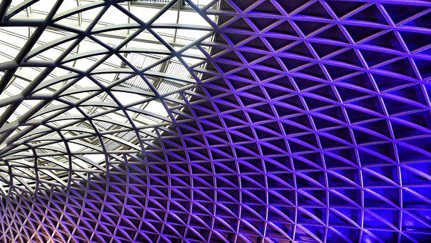 London, Architecture, Roof, Geometry