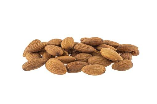 Almonds, Almond, Nature, Nutritious, Almond Tree
