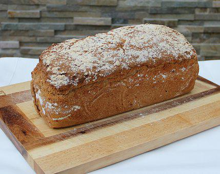Bread, Homemade, Even Baked, Snack, Food, Frisch