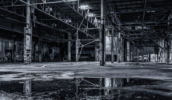 Space, Hall, Keller, Factory, Pforphoto, Construction