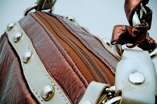 Bag, Design, Fashion, Gold, Glamour, Value, Bright
