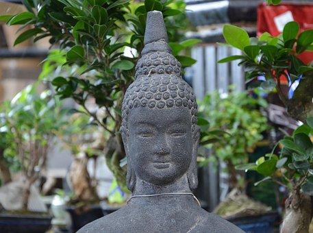 Buddha Statue, Zen, Buddhism, Meditation, Statue