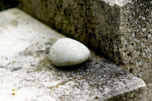 Stone, Contemplative, Rest, Serenity, Meditation