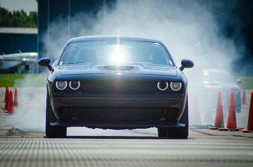 Car, Dodge, Vehicle, Drive, Transportation, Transport