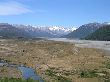 New Zealand, New, Zealand, Arthur's Pass, Nature
