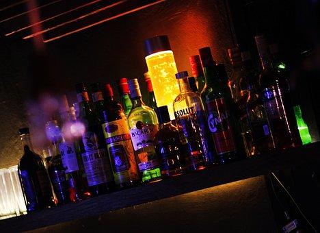 Bar, Drinks, Alcohol, Bottles, Restaurant, Pub