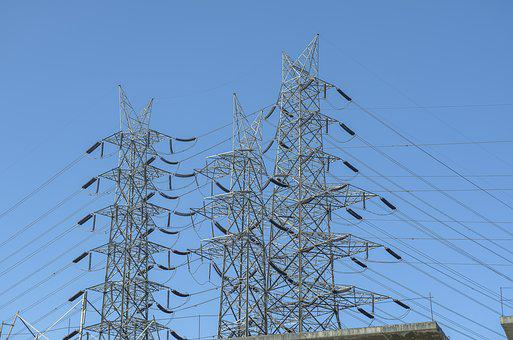 Power Line, Tower, Energy, Electricity, Technology