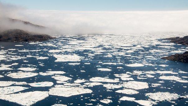 Ice, Iceberg, Water, Blue, Cold, Glacier, Arctic
