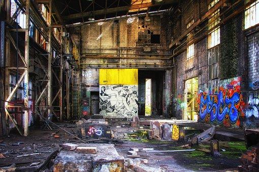 Graffitti, Street Art, Urban Art, Art, Mural, Painting