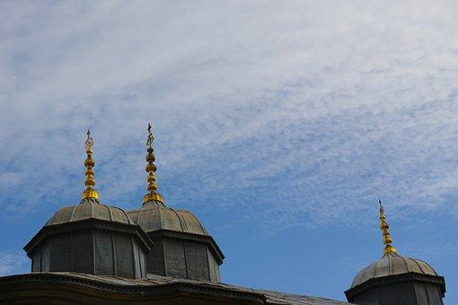 Istanbul, Dome, Palace, Aesthetics, Landscape