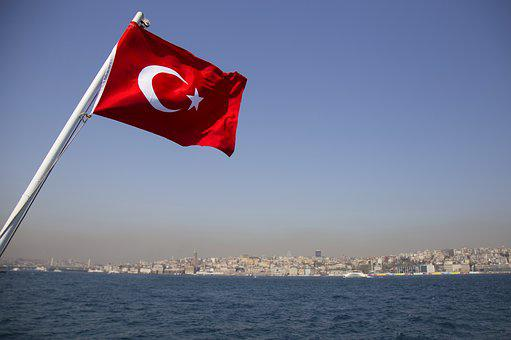 Flag, Red, Turkey, Turkish, Independence, Fluctuations