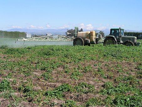 New, Zealand, New Zealand, Sprayer, Agricultural