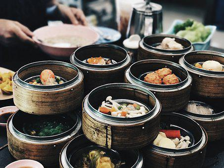 Food, Breakfast, Delicious, Dim Sum