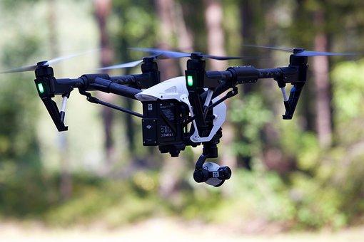 Drone, Fly, Flight, Quadricopter, Camera, Phantom