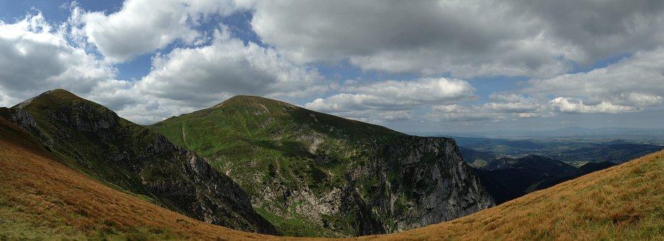 Tatry, Mountains, Czerwone Wierchy, The High Tatras
