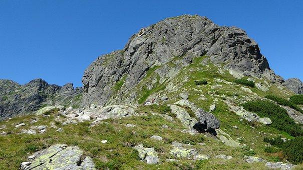 Tatry, Mountains, Tourism, The High Tatras, Landscape