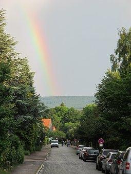 Rainbow, Germany, Road