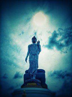 Landmark, Thailand, Buddhism, Temple, Buddhist