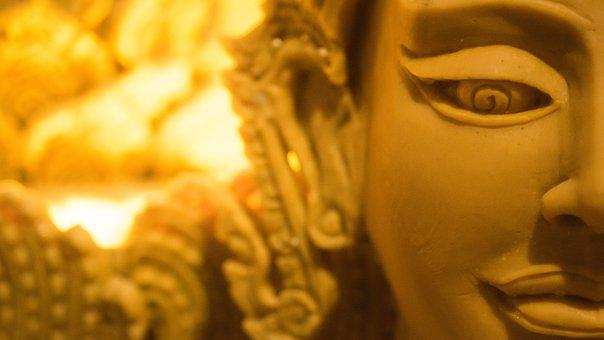 Buddhism, Candles Birthday, Candle, Beautiful, Art