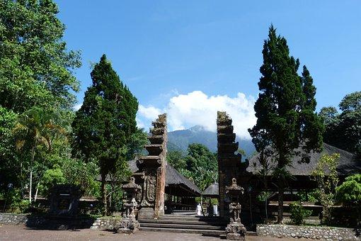 Temple, Bali, Indonesia, Travel, Religion, Hinduism