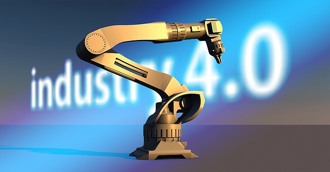 Industry, Industry 4, 0, Cybernetics, Robot, Robot Arm