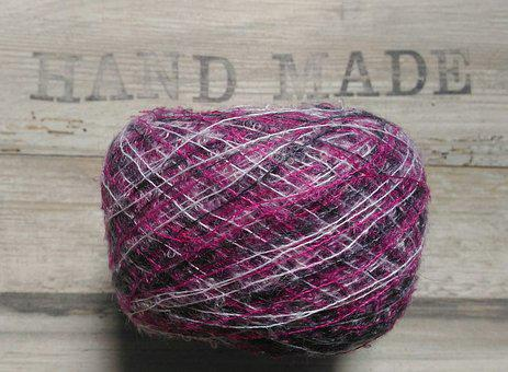 Needlework, Knitting, Yarn, Hobby, Tangle, Thread