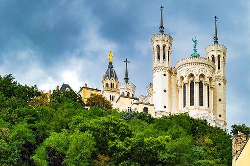 Basilica, Church, Monument, Christian, Religious