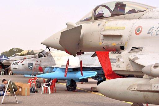 Air Show, Stunts, Radom Air Show, Aerial Stunts