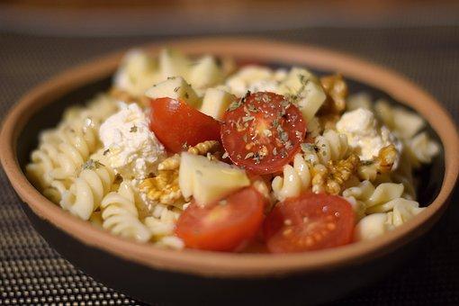 Salad, Radish, Fresh, Tomato, Carrot, Cherry Tomato