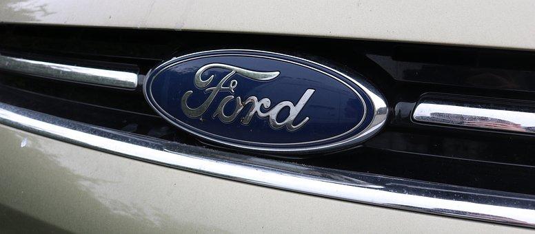 Ford, Emblem, Logo, Vehicle, Auto, Trademarks