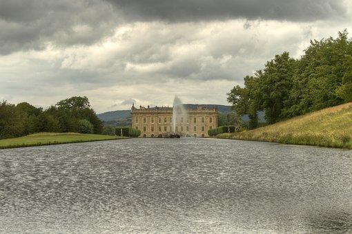 Stately, Home, Estate, Aristocracy, Britain, British