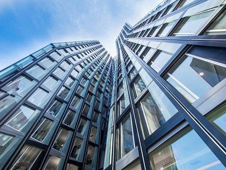 Hamburg, Skyscraper, Building, Architecture