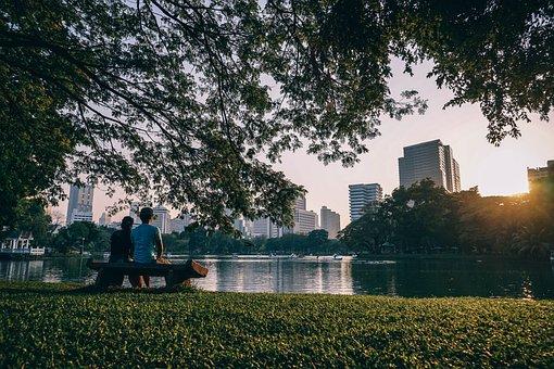 Accommodation, Apartment, Architecture, Asia, Bangkok