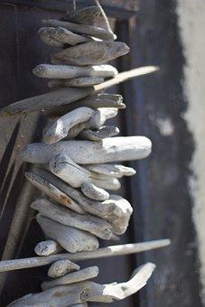 Sticks, Sculpture, Wood, Art, Mystic, Statue, Museum