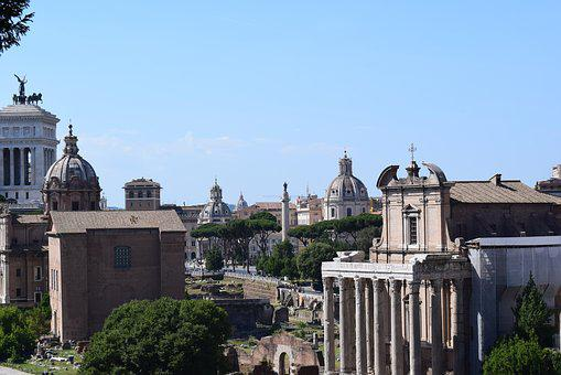 Rome, Ancient Rome, Architecture, Culture, Italy